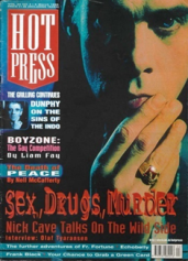 Hot Press, Vol. 20(4) (1996). Mouth closed & at rest.